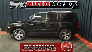 2016 Jeep Patriot High Altitude w/Lthr/Roof! $175 Bi-Weekly!