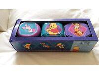 Vintage Disney candles Piglet, Pooh and Tiger