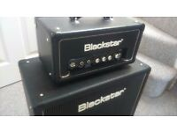 Blackstar HT1r head and HT110 extension cabinet
