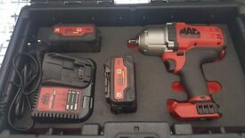 MAC TOOLS 1/2 INCH DRIVE BATTERY IMPACT GUN