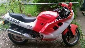 Honda cbr 1000 f retro classic superbike bargain