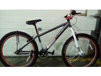 X-mesh jump bike