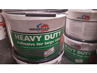 Heavy Duty Wall Adhesive for tiles RRP £22.99. Going for £13.99!!!