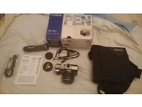 Olympus PEN E-PL1 12.3MP Digital Camera - Black (Kit w/ 14-42mm Lens)