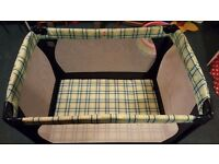 Baby Travel cot playpen