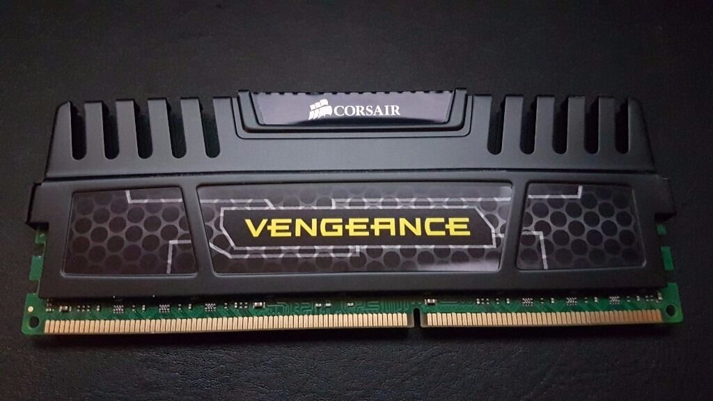Corsair 8gb ddr3 1600mhzin Kilburn, LondonGumtree - Its in great condition and should serve the next owner well 50 ono