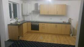 Newly converted semi detected 4 bedroom with 2 space private parking