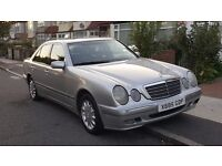 MERCEDES E320 CDI AUTOMATIC!!! 1 YEAR MOT!!! VERY GOOD CONDITION!!! CLEAN ,NO RUST! EXCELLENT RUNNER