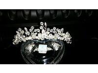 Beautiful classic tiara (£15 o.n.o)