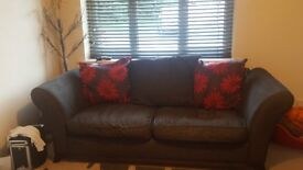 3 +2 matching dfs sofas £100