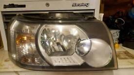 Freelander 2 Headlamp