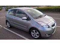2010 Toyota Yaris 1.33 VVT-i TR 3dr **FTSH, LOW MILES, £30 TAX**