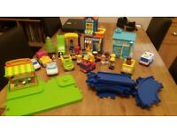 Early Learning Centre Happy Street toy bundle - Belvedere, DA17 6DL