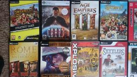 Job lot of games, choose and let me know which one you wish for and offering price