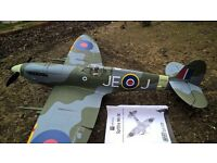 Park zone Spitfire MK 1X BNF