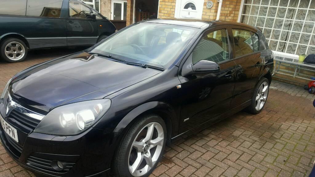 Vauxhall astra 2.0 turbo 200+ bhp