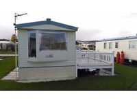 6 berth static caravan