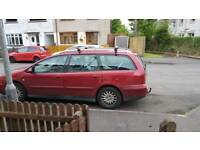 Citroen c5 estate SWAP FOR A VAN!!!