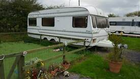 Hobby special 23ft twin axle