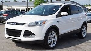 2013 Ford Escape SE 4x4 - NAVIGATION - LEATHER - SUNROOF