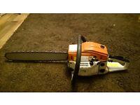 49cc chainsaw