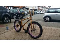 Custom Mongoose Pro BMX Parts Include Oddesy, Wethepeople, Eastern Bikes, Alienation and more