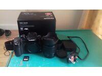 Panasonic LUMIX DMC-GH4 (plus lumix G Vario 12-60mm f/3.5-5.6 ASPH Power OIS Lense and SD card)
