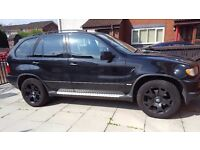 Bmw x5 3.0d swap for 5 series