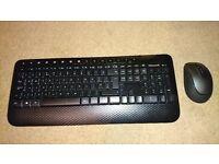 Microsoft Wireless Desktop 2000 - Keyboard and Mouse