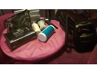 Spray Tanning Kit with accessories