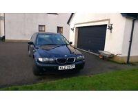 2002 BMW 3 SERIES 318i Audi Peugeot Ford Citroen Cheap Van Quick sale