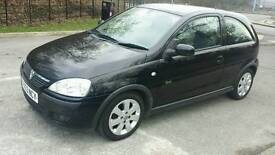 2003 vauxhall corsa sxi 82000 8 stamps in service book mot august