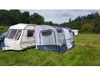 Coachman VIP 5 Berth Caravan for sale.