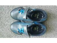 Football boots Clarks size kids 10.5