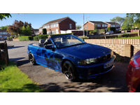 BMW E46 330ci MSPORT Convertible
