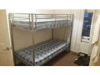 double bunk bed for 100 ponds