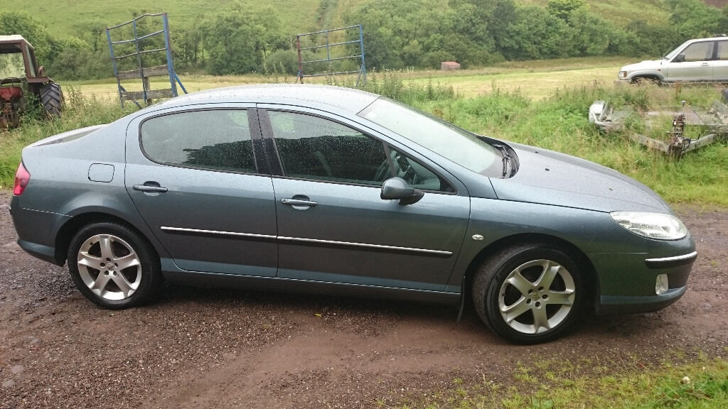 2007 peugeot 407 2 0 hdi in trillick county tyrone gumtree. Black Bedroom Furniture Sets. Home Design Ideas