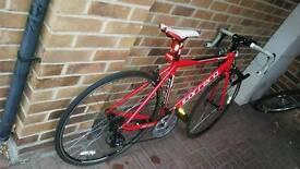 Bike rode bike carrera