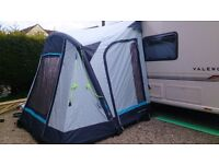 Caravan awing outdoor revolution porch air awning 280 oxygen