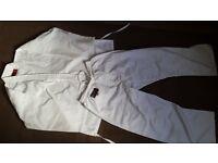 Ju jitsu/judo outfit. Worn once. 170 cm
