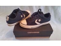 Men's Converse Star Player Ox Trainers Suede BRAND NEW SIZE 7