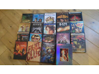 Region 1 DVDs - Aliens, Die Hard Trilogy,