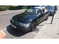 Saab 93 Convertible MOT Cheap summer fun £500ono