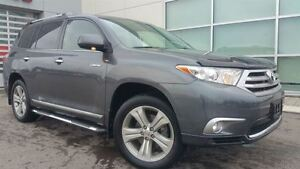 2013 Toyota Highlander Limited !!! JUST TRADED IN !!!
