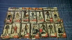 Mcfarlane The Walking Dead Series 3-7 JobLot Figures