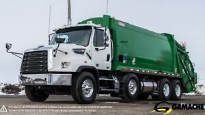2016 FREIGHTLINER CT114 SD