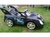 Kids batmobile