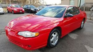 2000 Chevrolet Monte Carlo SS LEATHER ALLOYS
