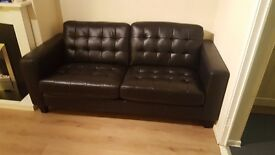 Large 2 seater sofa brand new condition