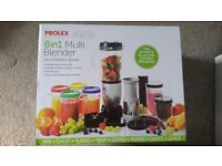 BRAND NEW IN SEALED BOX PROLEX HEALTH 8 IN 1 MULTIBLENDER